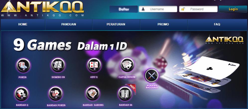 Situs Judi Online Qq Terpercaya Pkv Games Antikqq